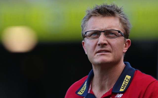 Melbourne Demons coach Mark Neeld survives the axe