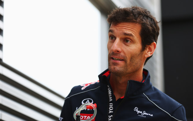 Former Red Bull driver Mark Webber says modern F1 'is not racing'