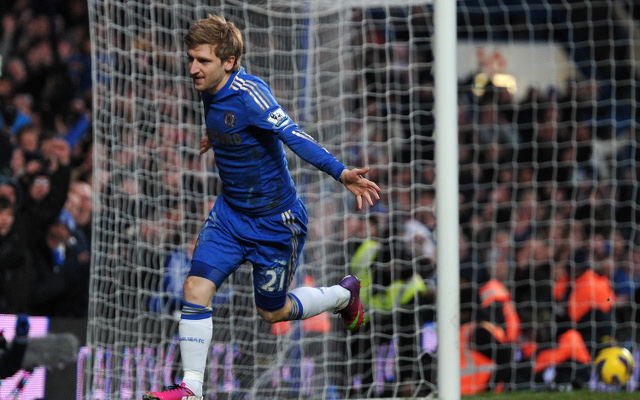 Flop winger Marko Marin set for Chelsea return as Anderlecht reject £4.5m option