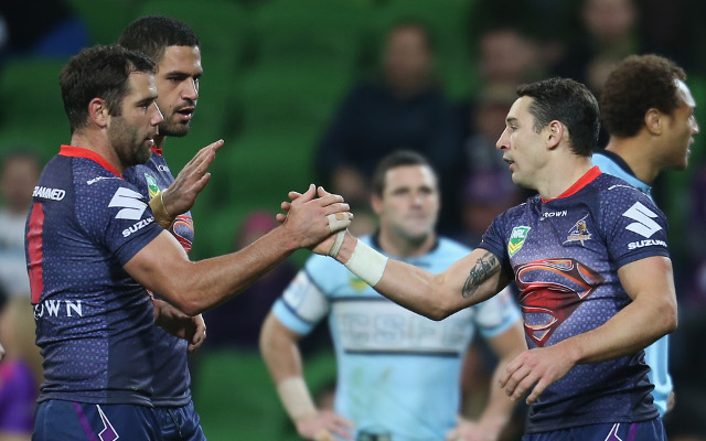Melbourne Storm v Cronulla Sharks: live streaming and preview