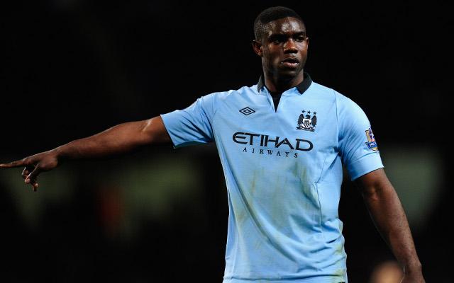 Micah Richards Manchester City