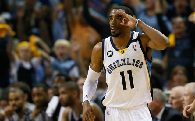 (Video) NBA Playoffs Highlights: Mike Conley leads Memphis Grizzlies to huge win