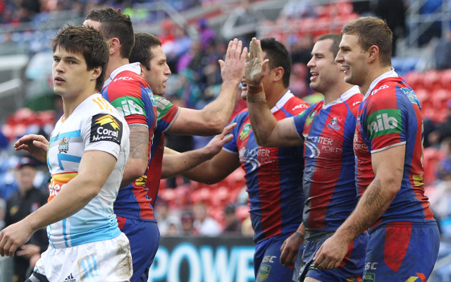 Newcastle Knights 26-14 defeat Penrith Panthers: match report with video