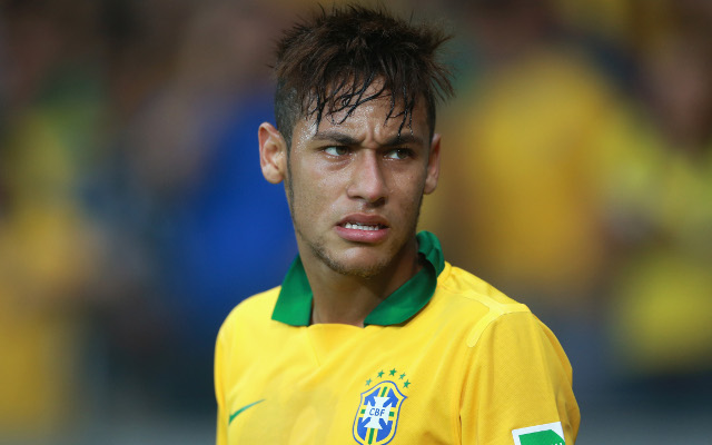 (Video) Neymar scores beautiful & outrageous penalty during Brazil training