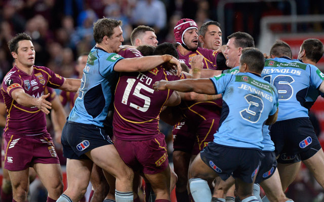 State of Origin Game I: live streaming and preview