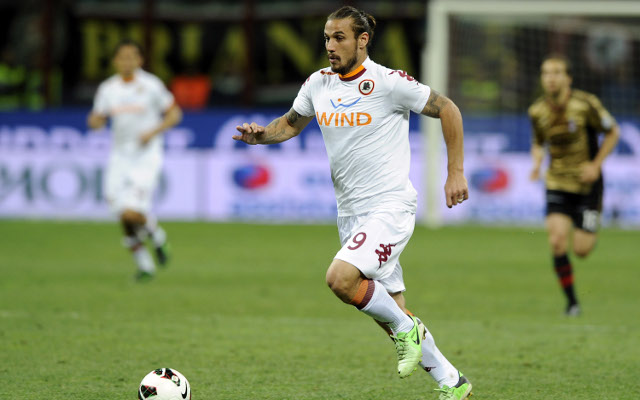 Roma striker rejects Southampton move