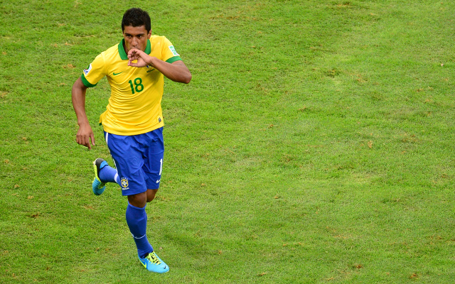 Brazil midfielder confirms likely Tottenham Hotspur transfer
