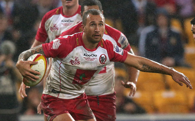 Quade Cooper's hopes of taking on Lions all but gone