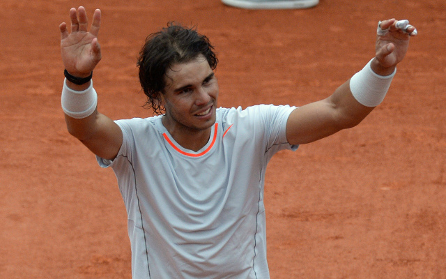 Rafael Nadal beats David Ferrer in French Open to claim record eighth title