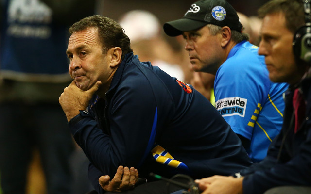 Parramatta coach Ricky Stuart said Eels' overhaul needed to have casualties