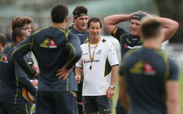 Robbie Deans says Lions coaches are paranoid ahead of Test series