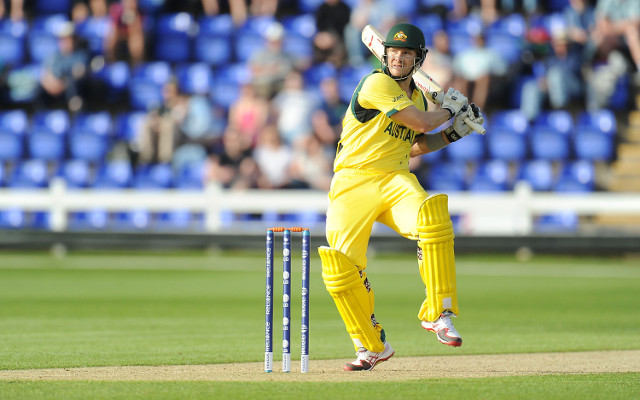 Sydney Thunder announce signing of star all-rounder Shane Watson for upcoming Big Bash League season