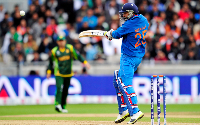 India continue unbeaten run in Champions Trophy