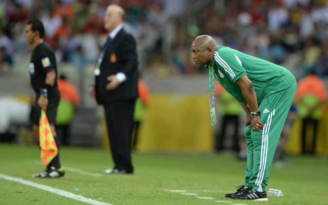 Nigeria coach blames injuries and finishing for 3-0 Spain defeat