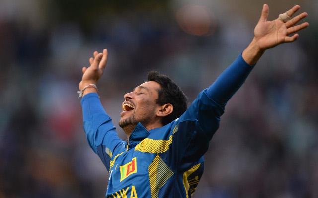 Sri Lanka book their Champions Trophy semi-finals berth