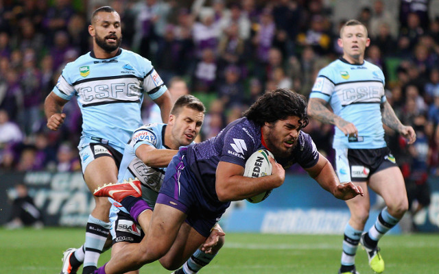 (Video) Try! Melbourne Storm's Tohu Harris gets his second