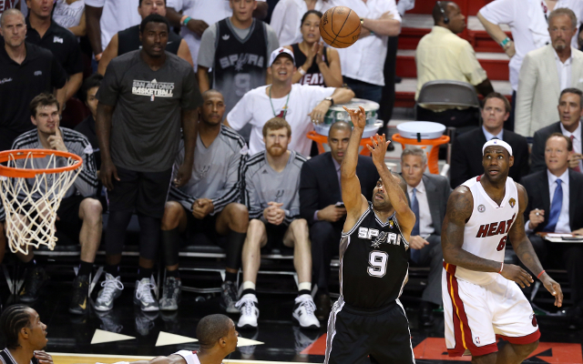 (Video) NBA Finals: San Antonio Spurs hold their own against the Miami Heat