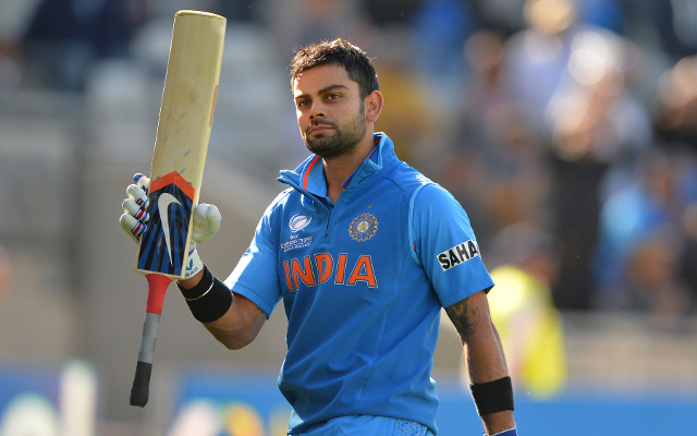 Cricket World Cup 2015: India warn Virat Kohli following ugly outburst towards journalist