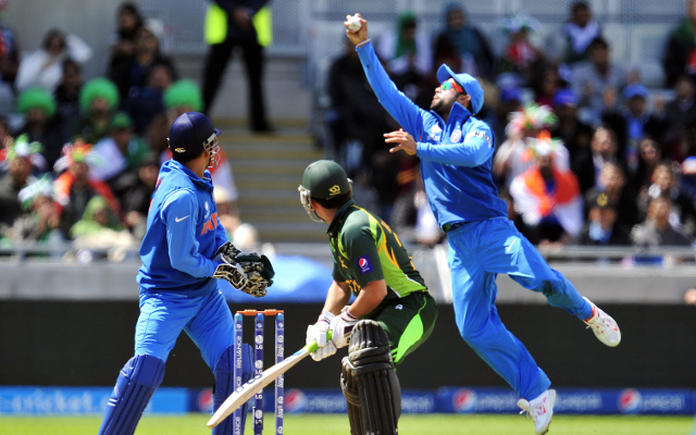 (Image Gallery) India v Pakistan: Champions Trophy