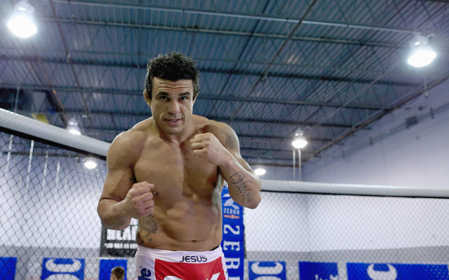 UFC veteran Vitor Belfort to let his fists to the talking