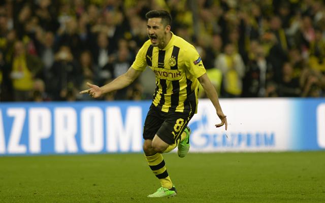 İlkay Gündoğan Borussia Dortmund