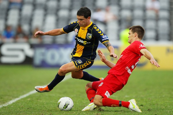 Troy Hearfield aiming for A-League return after drug ban