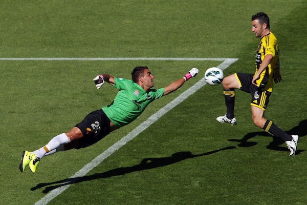 Australia goalkeeper Birighitti aiming to seize number one jersey