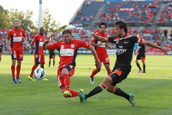 Thomas Broich pleased with intense All-Stars training