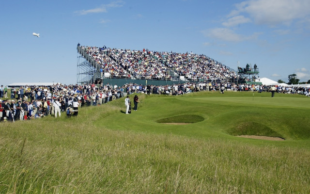British Open course preview: Muirfield's 16th hole and last par three plays long