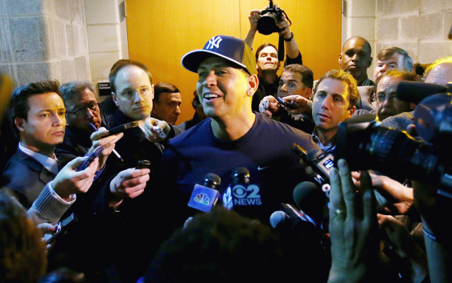 (Video) Alex Rodriguez at risk of falling out with Yankees