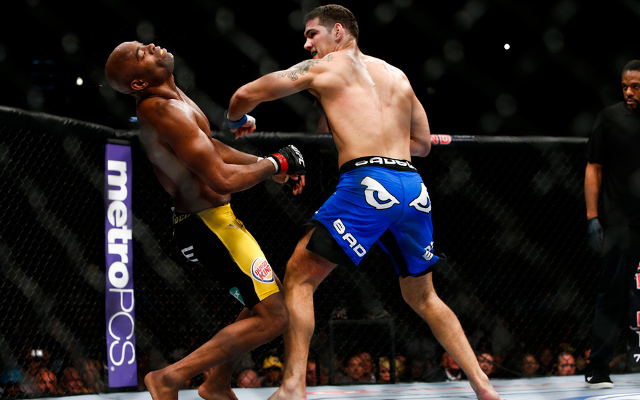 (Video) Full Highlights: Anderson Silva breaks leg in loss to Chris Weidman