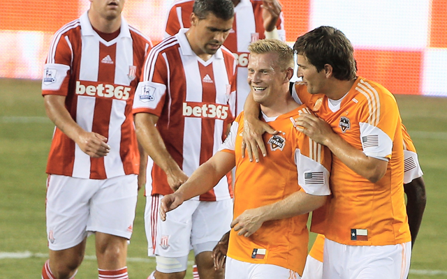 Two English scorers win Houston Dynamo vs Stoke exhibition match…for the MLS outfit