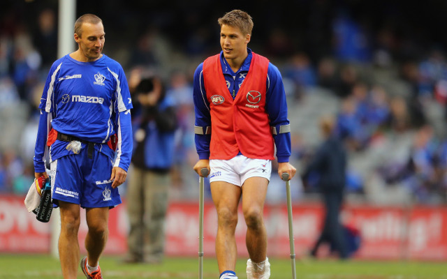 (Video) North Melbourne blow away woeful Melbourne Demons
