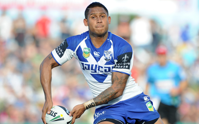 Ben Barba all but set to leave Canterbury for Brisbane