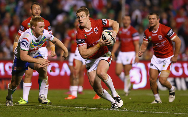 St George Illawarra captain Ben Creagh denies club crisis after departure of Brett Morris