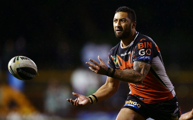 NRL star Benji Marshall requests a release from Wests Tigers