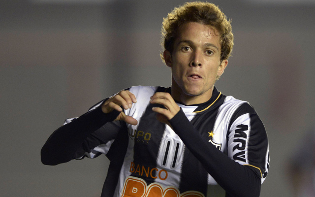 Arsenal target Bernard has played his last game for Atletico Mineiro says Brazilian's agent