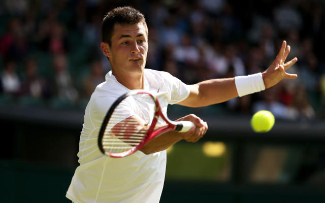 Bernard Tomic talks up his game ahead of clash with Tomas Berdych