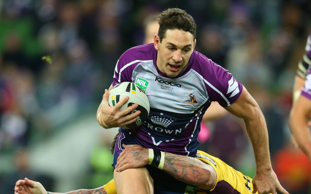 Melbourne Storm & Maroons star Billy Slater admits he may have to undergo season-ending shoulder surgery