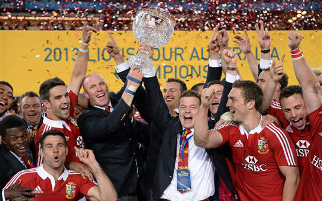 (Image gallery) Lions win their first series in 16 years after thumping Wallabies