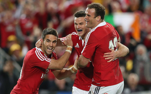 British and Irish Lions outclass Wallabies to secure series win