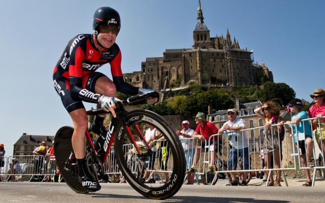 Cadel Evans says Tour de France final stage can't come quick enough