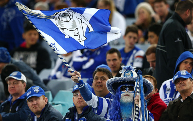 (Video) Try! Brett Morris crosses for Canterbury Bulldogs