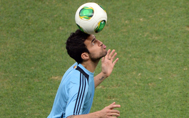 (Video) Fan footage of Cesc Fabregas' superb first goal for Chelsea