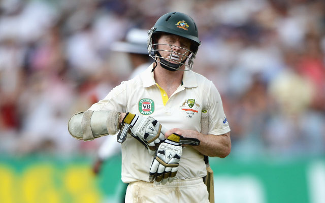 West Indies v Australia: Chris Rogers to miss first Test after suffering concussion in nets session