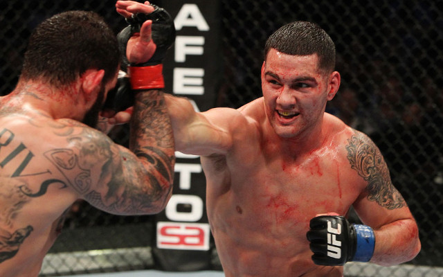 Five things Chris Weidman must to do win at UFC 162