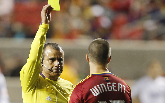 Real Salt Lake's Chris Wingert's suspension extended by one match