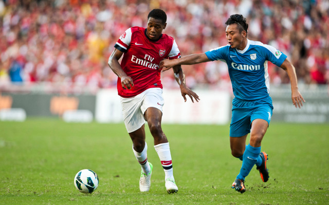 Crewe manager reveals interest in signing Arsenal starlet on loan