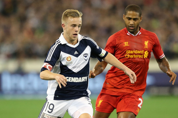 (Video) Melbourne Victory rising star Connor Pain reflects on a remarkable 2013