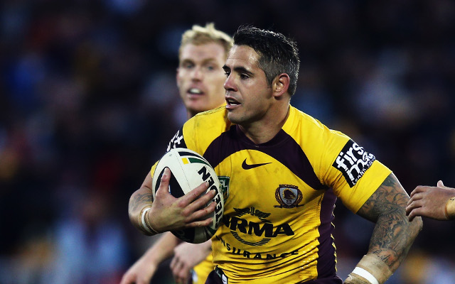 Queensland forward Corey Parker ruled out of State of Origin II